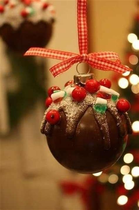 chocolate christmas ornament pictures photos and images