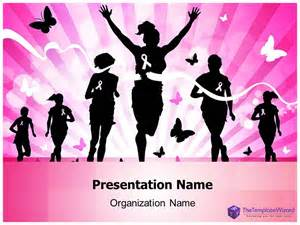 Breast Cancer Powerpoint Presentation Templates by Healthcare Powerpoint Templates Ebook Database