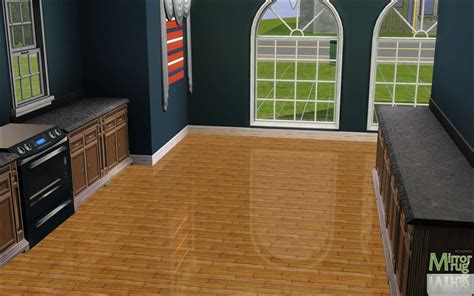Sims 3 Floor by Mod The Sims True Reflective Floors Updated
