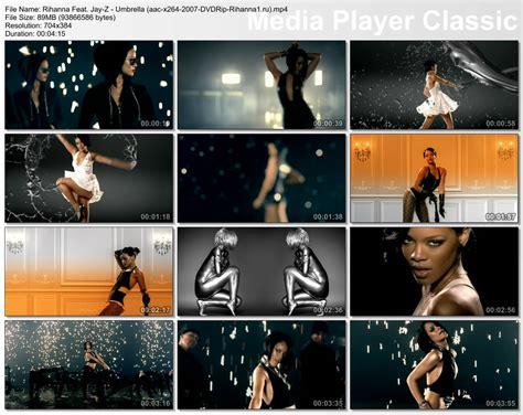 Rihannas Umbrella Featuring Z by клип Rihanna Feat Z Umbrella Dvdrip скачать видео