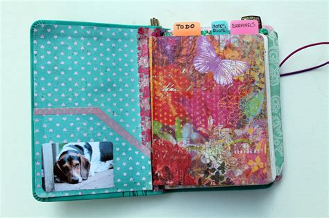 How To Make A Pocket Out Of Paper - labyrinth gal traveler s notebooks