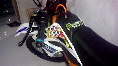 Jual Motor Mega Pro jual megapro modif japstyle modifikasi motor japstyle