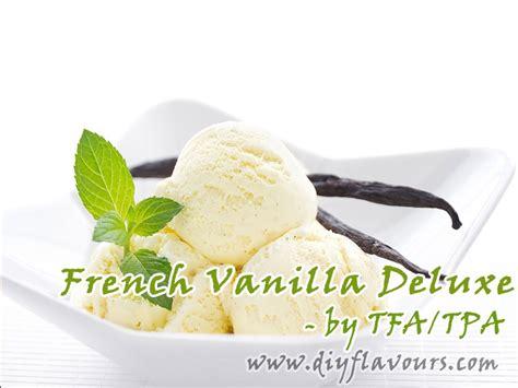30 Ml Essence Vanilla Custard Flavor Tfa Tpa Diy Brewing E Liquid Vanilla Deluxe Flavor By Tfa Tpa