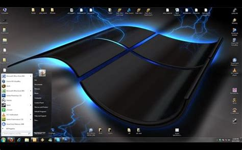 theme windows 7 electric free windows 7 themes download windows electric