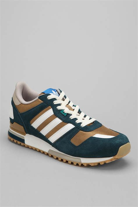 outfitters sneaker in brown for green lyst