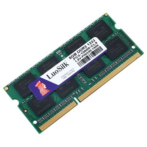 Laptop Ram 4gb 5 Jutaan new 2gb 4gb 8gb pc3 10600 8500 12800 so dimm ram for apple macbook laptop momery ebay