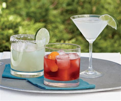 classic summer cocktails classic summer cocktail recipes finecooking