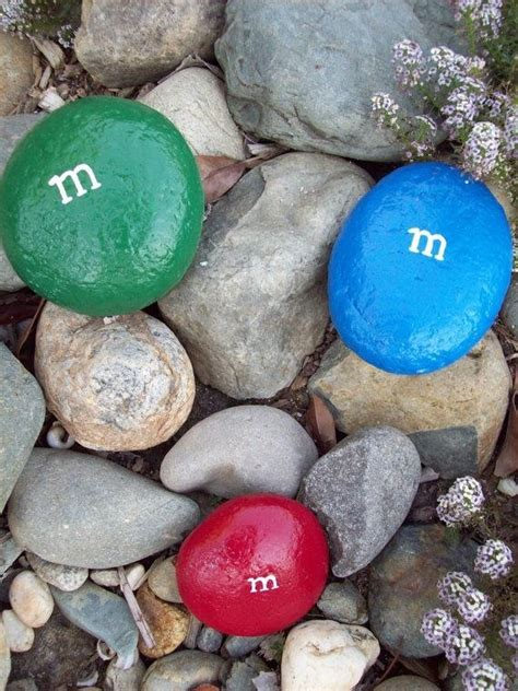 Painting Rocks For Garden 40 Of The Best Rock Painting Ideas Kitchen With My 3 Sons