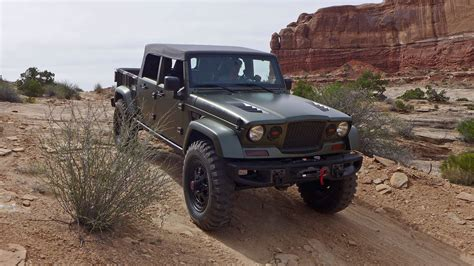 Jeep Safari 2016 Easter Jeep Safari Concept Trucks Test Drives With Photos