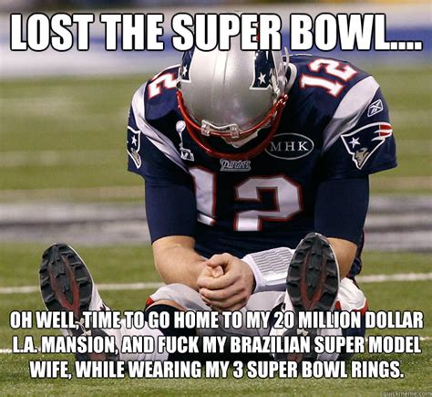 Sad Brady Meme - sad tom brady is sad memes quickmeme