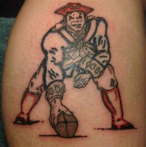 tattoo sex pat the patriot