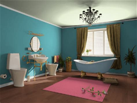 turquoise and pink bathroom bathroom color schemes