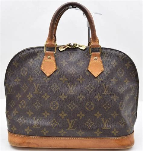 Tas Ransel Louis Vuitton Original Louis Vuitton Alma Tas Catawiki