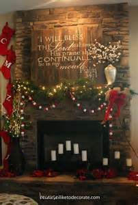 50 most beautiful christmas fireplace decorating ideas christmas celebrations