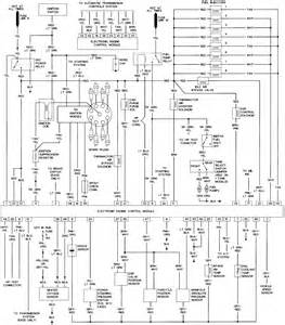 fuel wiring diagram for 1988 ford bronco 11 the knownledge