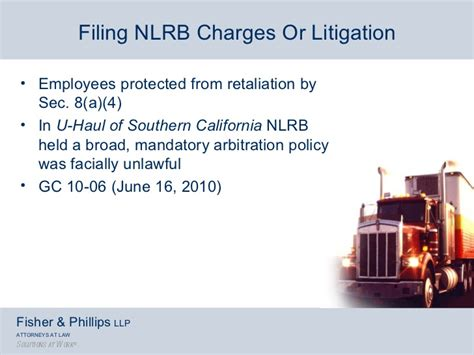 nlra section 8 a 5 what rights do employees have under the nlra and how is