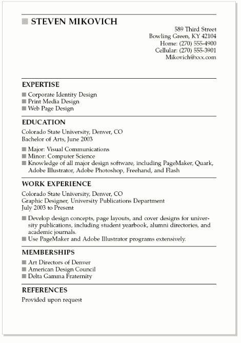 sle esthetician resume new graduate http www