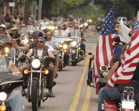 gettysburg bike week info full entertainment schedule