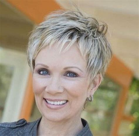razor cut hairstyles for women over 50 2016 short hairstyles for women over 50