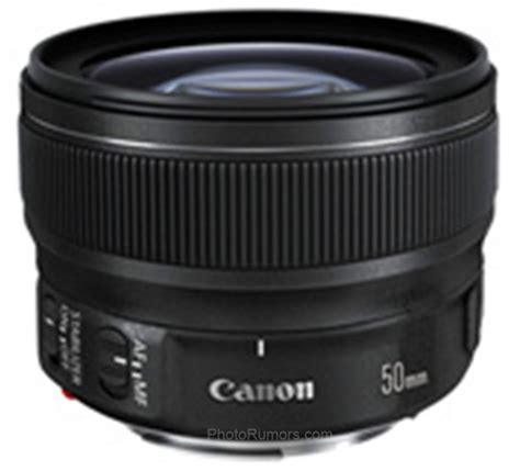 Canon F 1 8 Stm Lens Ef 50mm is this the new canon ef 50mm f 1 8 is stm lens photo