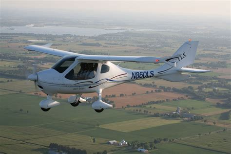 ct light sport aircraft flight design the other end of the lsa spectrum