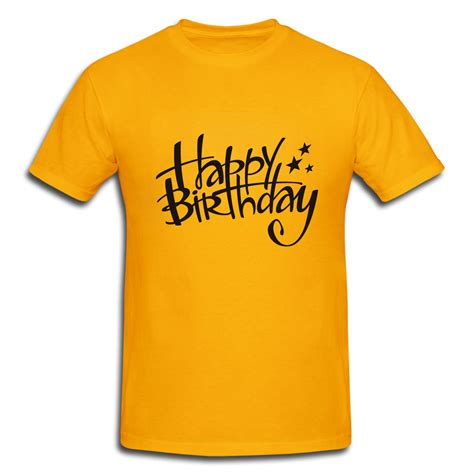 Handmade Tshirts - custom shirts images happy birthday t shirt hd