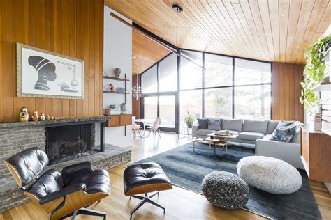 before and after a 1954 midcentury in portland is