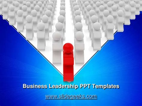 Business Leadership Ppt Templates Leadership Powerpoint Templates