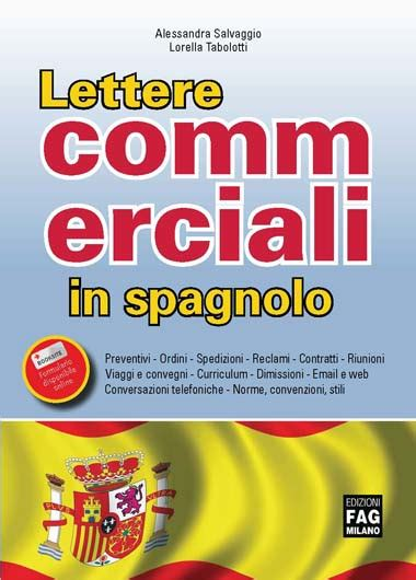 lettere in spagnolo s o s office lettere commerciali in spagnolo