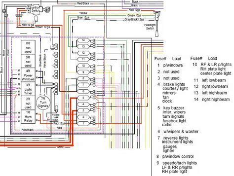 1982 alfa romeo spider wiring diagram 1982 alfa romeo