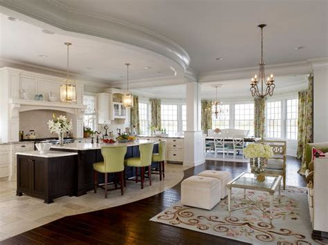 Kitchen Dining Room Flooring by 43 Best Creative Flooring Transitions Between Rooms Images On Ground Covering