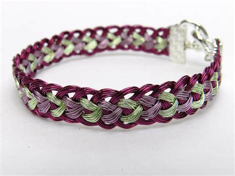 braiding jewelry wire kumihimo jewellery tutorial half braid prumihimo
