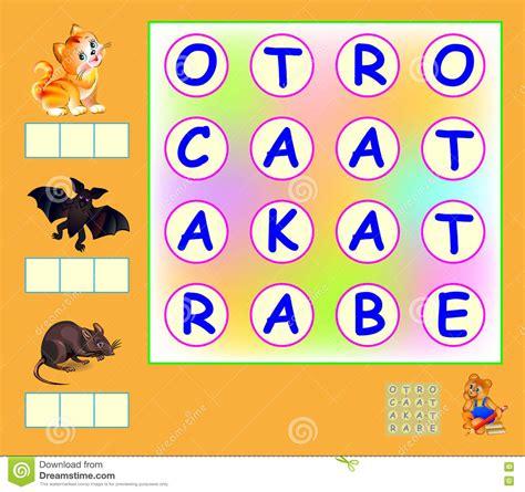 jugar y aprender con b075nrxgr7 juego de la l 243 gica para aprender ingl 233 s necesite encontrar las palabras y conectar letras por