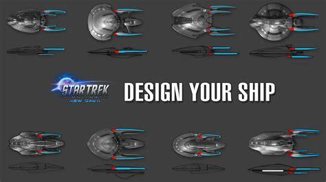 make your own vessel design your own ship in star trek online mmogames com