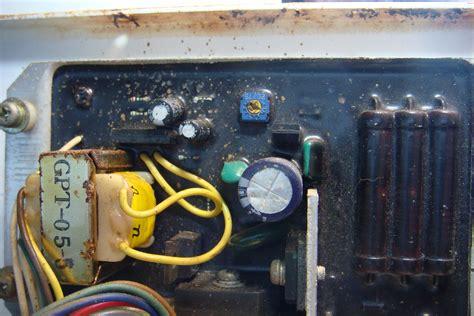 circuit diagram brush generator avr circuit and