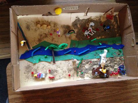 ancient egypt diorama project ancient egypt diorama fun sacred heart school ventura