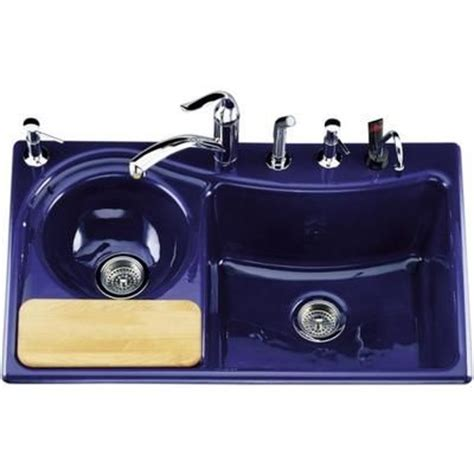 Cobalt Blue Kitchen Sink Pin By Amanda Banks On Cobalt Blue Kitchen Ideas