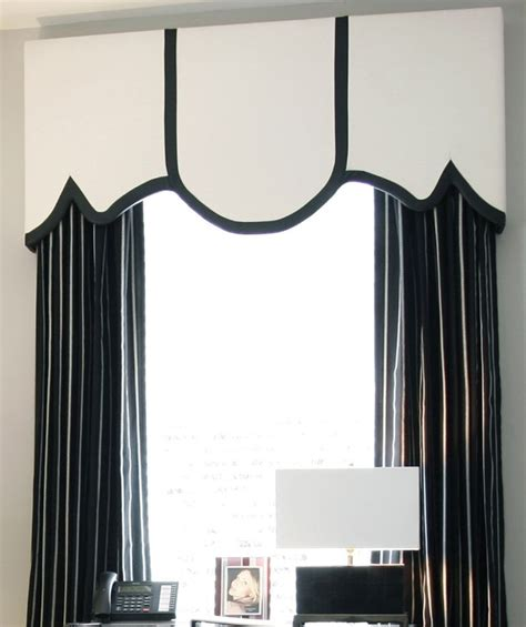 Neutral Curtains Window Treatments Designs Custom Windows Window Treatments Design This And Cornices