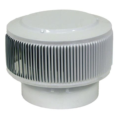 bathroom exhaust vent cap active ventilation aura pvc vent cap 8 in dia exhaust vent with adapter to fit over 8