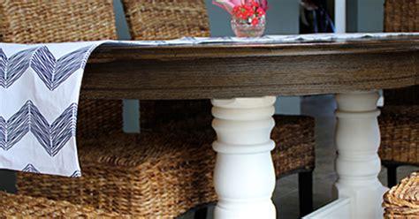 how to refinish oak table diy refinish an oak table hometalk