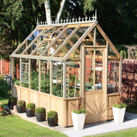 denstone victorian greenhouse  alton berkshire garden