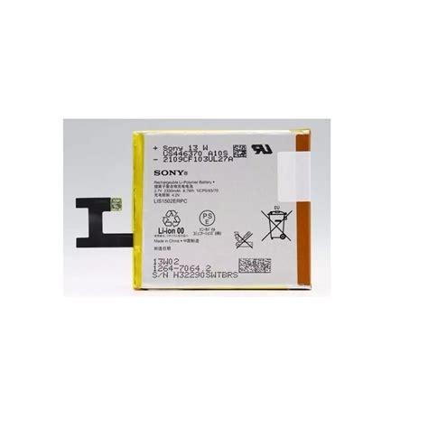 Baterai Sony Experia Z L Original bateria original sony xperia z l36h lt36h l36i