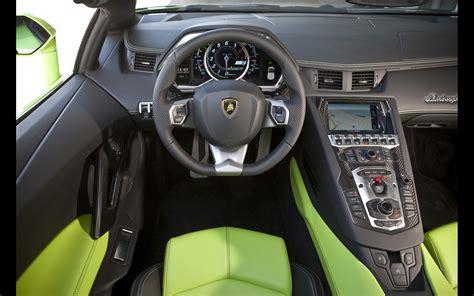 lamborghini aventador lp700 4 roadster interior 2013 lamborghini aventador lp 700 4 roadster interior 3 2560x1600 wallpaper