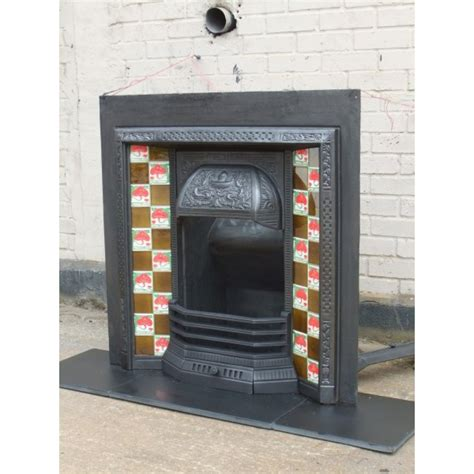 Reproduction Cast Iron Fireplaces by Exceptional Fireplace Insert 7 Reproduction Stovax Style Cast Iron