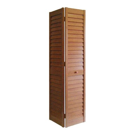 louvered bifold closet doors sizes 24 in x 80 in 2 in louver louver golden oak composite interior closet bi fold door 7002480800