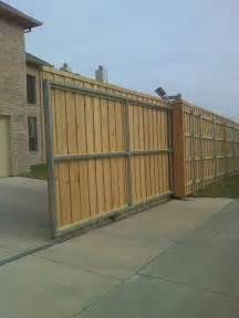 solar powered electric driveway gate fences decks by t