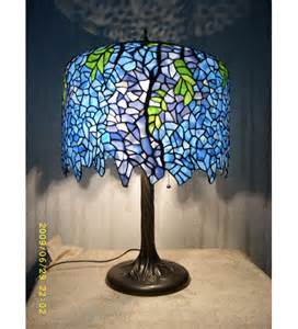 meyda lighting 118689 style stained glass wisteria