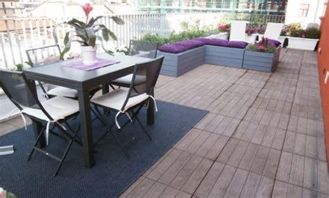 abbellire un terrazzo terrazzo citt 224 elegante leitv