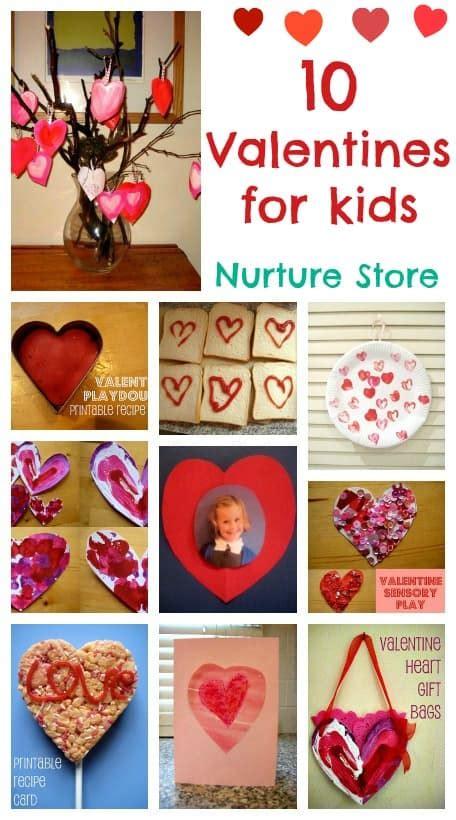 valentines activities for children top 10 crafts for nurturestore