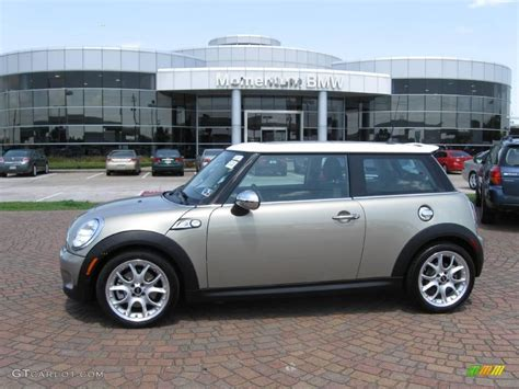 Mini Silver 2009 sparkling silver metallic mini cooper s hardtop 13894888 gtcarlot car color galleries